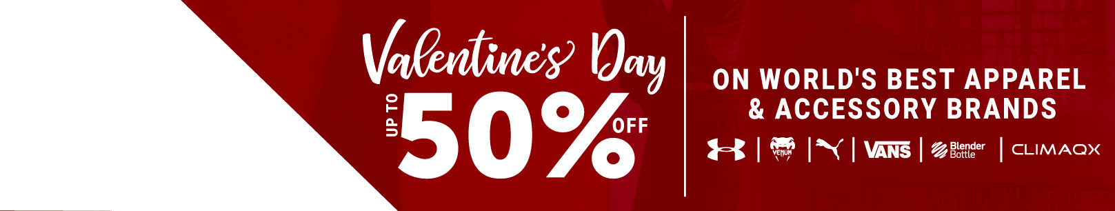 Apparel & accessories special offers