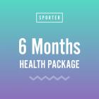 Sporter Health Package