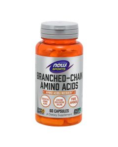 Now Branched Chain Amino Acids Capsules