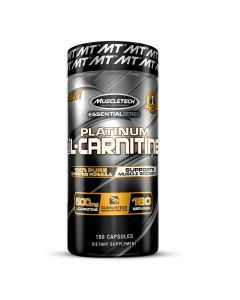 Muscle Tech Platinum 100% Carnitine - S