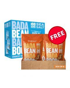 Bada Bean Bada Boom - Broad Beans - Box of 24 offer