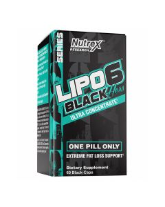 Nutrex Research - Lipo6 Black Hers Ultra Concentrate
