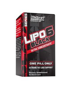 Nutrex Research - Lipo6 Black Ultra Concentrate