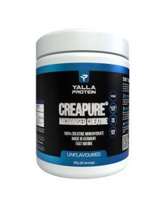 Yalla Protein - Creapure – Micronised Creatine Mono