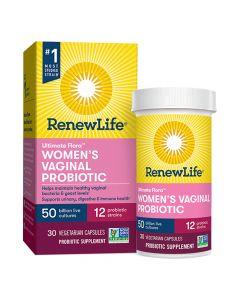 Renew life - Ultimate Flora Women's Vaginal Probiotic 50 Billion