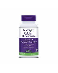 Natrol Calcium D-Glucarate 500mg