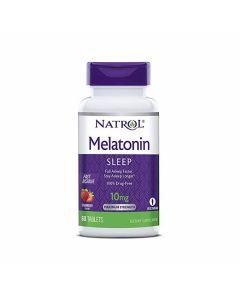 ناترول - ميلاتونين 10 مغ سريع الذوبان