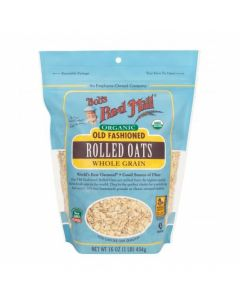 Bobs Red Mill Organic Old Fashioned Rolled Oats
