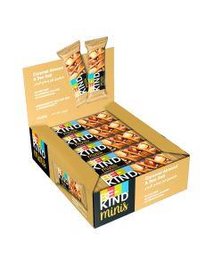 Be Kind - Minis - Caramel Almond & Sea Salt - 10 Bars