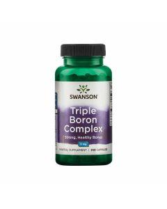 Swanson Triple Boron Complex 3 mg