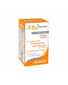 Health Aid - A to Z Multi Vitamins and Minerals