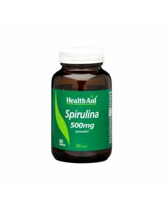 Health Aid - Spirulina 500 mg