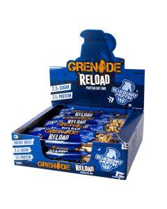جرينيد ريلود بروتين الشوفان - صندوق 12 قطعة
