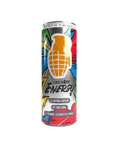 Grenade Energy Rtd Drink - Original