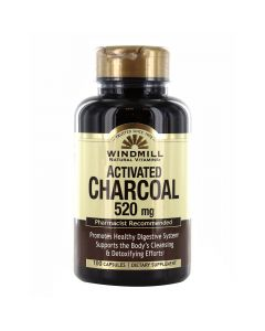 Windmill  - Activated Charcoal 520 mg