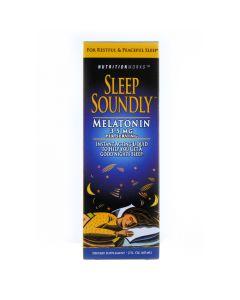 Sleep Soundly - Liquid Melatonin 3.5mg