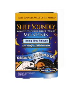 Sleep Soundly - Time Release Tablets 10 mg