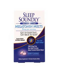 Sleep Soundly - Melatonin Melts