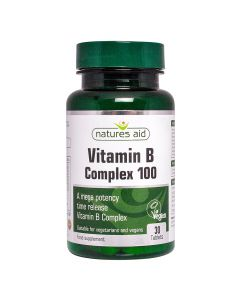 نيتشرز ايد - فيتامين ب كومبلكس 100