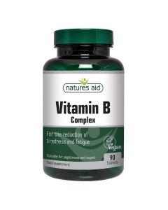 نيتشرز ايد - فيتامين ب كومبلكس