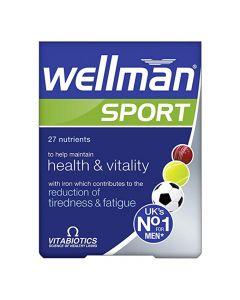 Vitabiotics - Wellman Sport