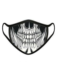 Sporter - Face Mask Male Skull - Black