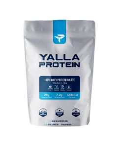 Yalla Protein - 100% Whey Protein Isolate