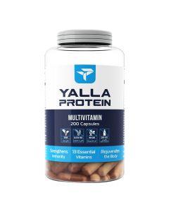 Yalla Protein - Multivitmains