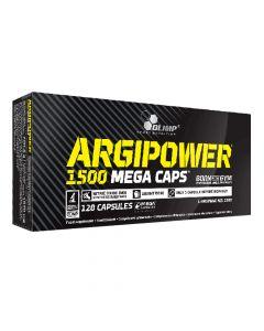Olimp Sport Nutrition - Argipower 1500 Mega Caps