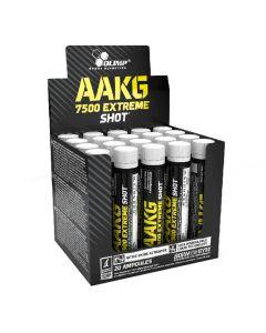 Olimp Sport Nutrition - AAKG 7500 Extreme Shot - Box of 20