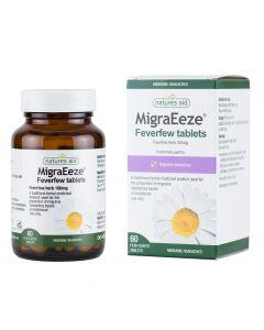 Natures Aid - MigraEaze Feverfew Tablets