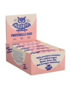 HealthyCo - Proteinella Bars - White Chocolate - Box Of 20