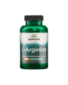 Swanson - L-Arginine 850 mg