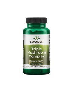 Swanson - Triple Mushroom Complex