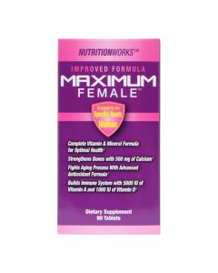 Windmill - Nutrition Works - Maximum Female