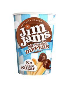 Jim Jams - No Added Sugar Milk Chocolate Dippers