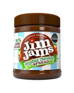 Jim Jams - No Added Sugar Hazelnut Chocolate Spread