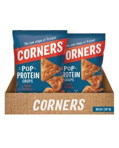 Corners Pop - Protein Crisps 85g - Box Of 8