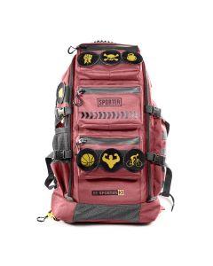 Sporter Multifunction Backpack - Maroon