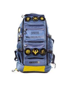 Sporter Multifunction Backpack - Pigeon Blue