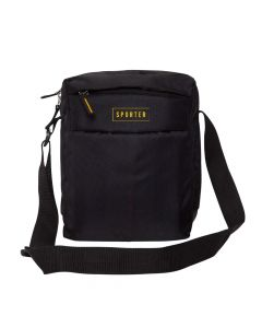 Sporter - Side Bag  - Black