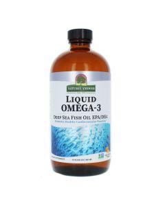 نيتشرز آنسر - أوميجا-3 سائل EPA/DHA