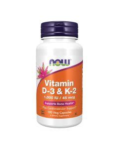 ناو - فيتامين د-3 و ك-2