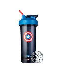 BlenderBottle Classic w/Loop - Captain America