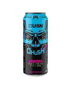USN Qhush Energy & Focus - Electric Blue