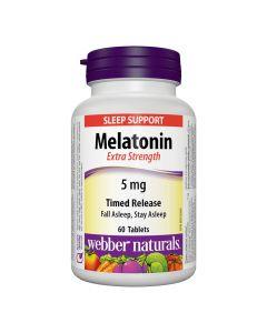 Webber Naturals - Sleep Support Melatonin 5mg
