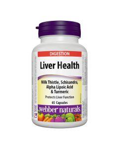 Webber Naturals - Liver Health
