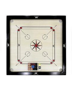 Dawson Sports - Carrom Board with Black Frame