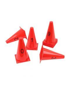 Dawson Sports - Numbered Cone Set