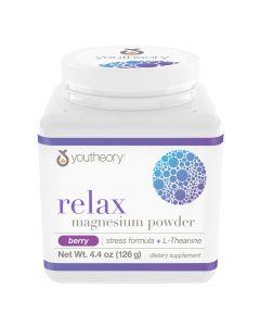 Youtheory - Relax Magnesium Powder